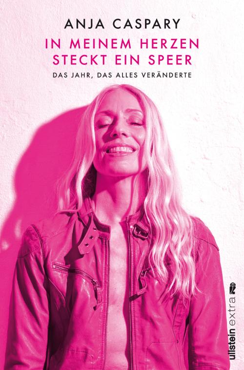 Anja Caspary_In meinem Herzen steckt ein Speer_Cover