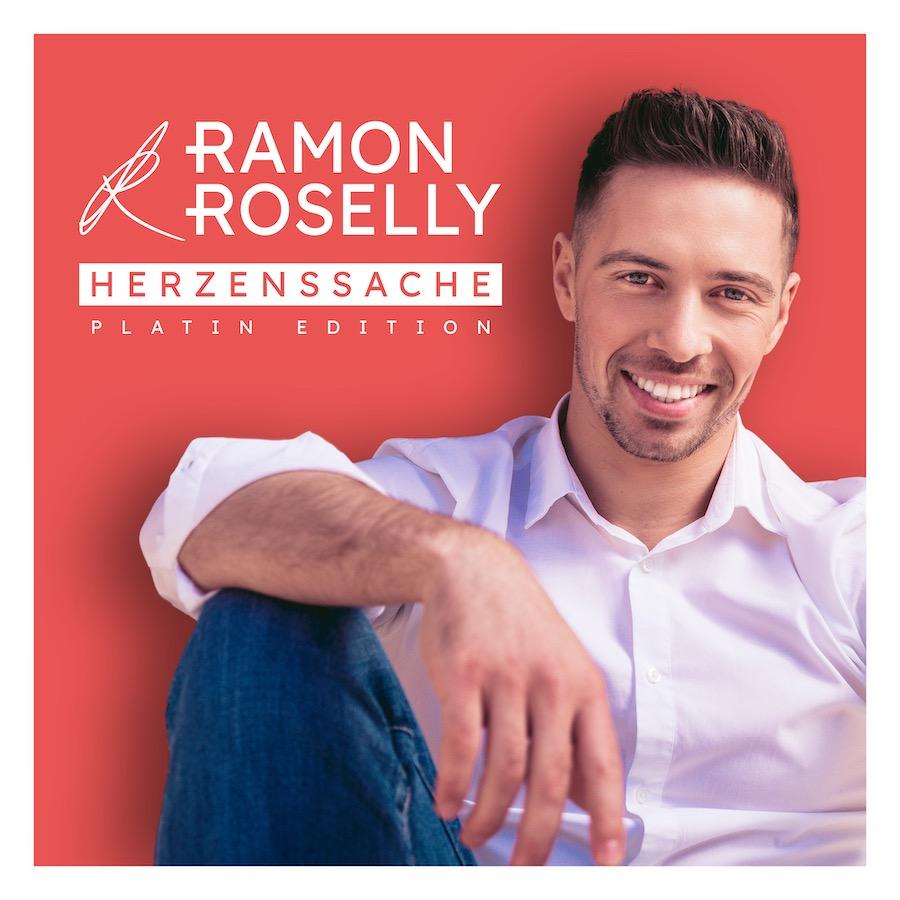 """Ramon Roselly, """"Herzenssache"""" (Platin Edition), 2020"""