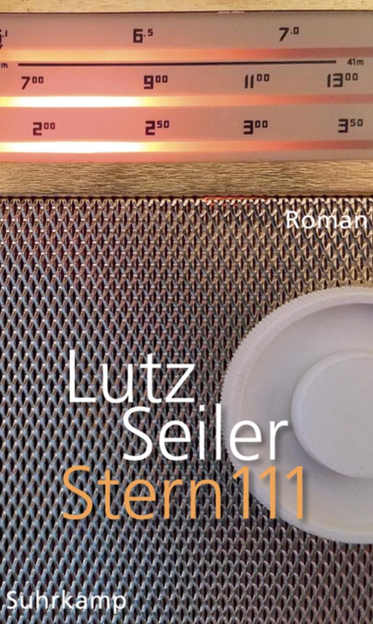 Lutz Seiler, Stern111, buch