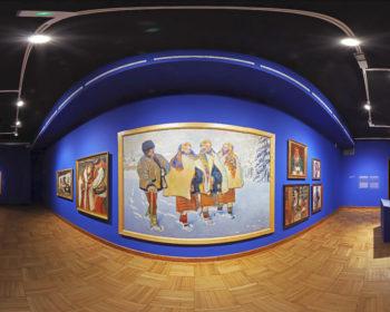 Wystawa Sila obrazu, MNW, 2020