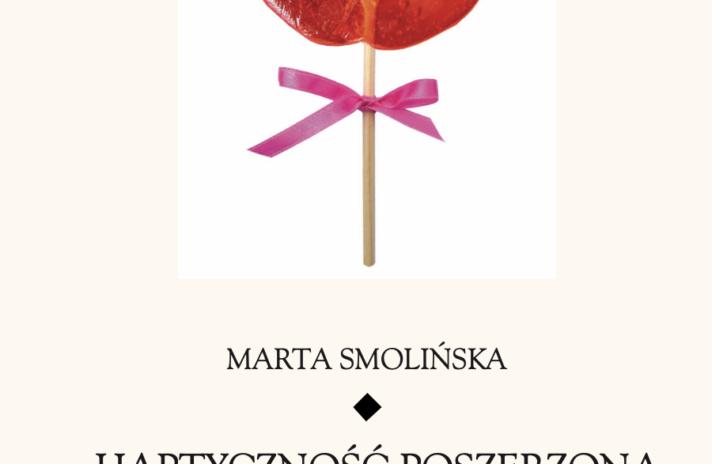 Marta Smolińska, Haptycznośń poszerzona, 2020