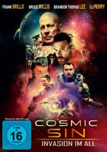 Cosmic Sin, Bruce Willis, 2021