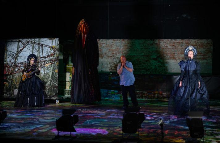 Teatr Solskiego, Zbrodnia i kara, fot. Paweł Topolski