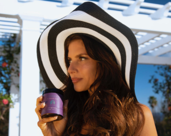 Weronika Rosati tworzy markę naturalnych kosmetyków Lajuu, 2021