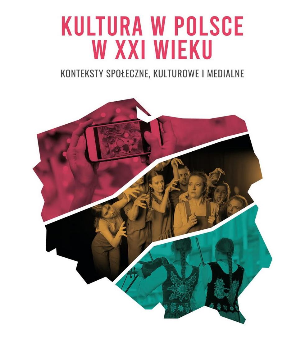 Kultura w XXI wieku, książka, 2020