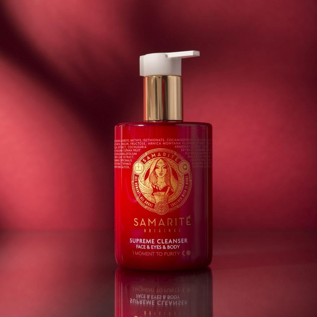 Samarité Supreme Cleanser, nowosc kosmetyczna 2021